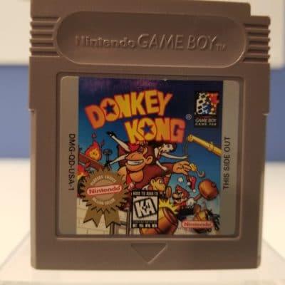 Donkey Kong Front