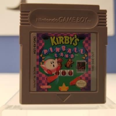 Kirbys Pinball Land Front