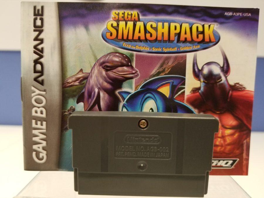 Sega Smash Pack Back