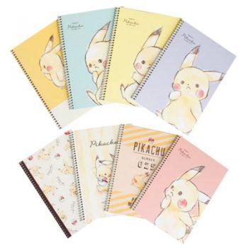 Pokemon Sketch Book Front