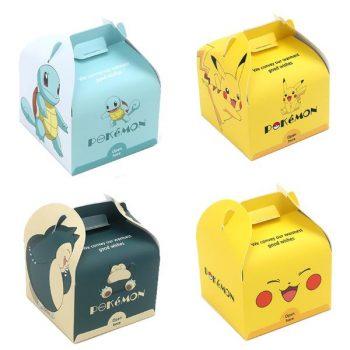 Pokemon Memo Pad in a Box Front