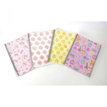 Sweet Day Wirebound Notebook Front