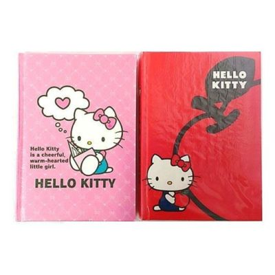 Hello Kitty Planner and Scheduler Front