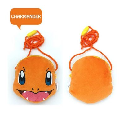 Charmander Coin Purse Front