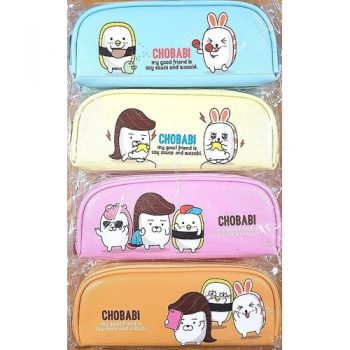 Chobabi Pencil Pouch Front
