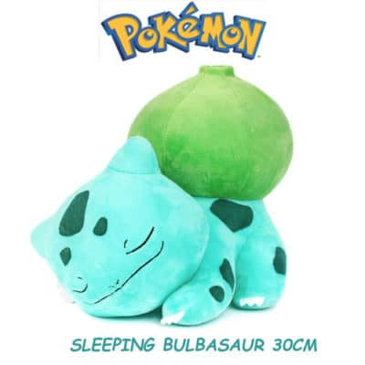 eping Bulbasaur Plushie Front