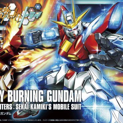 Try Burning Gundam Box