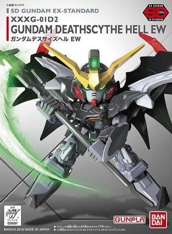 Ex Standard Gundam Deathscythe Box