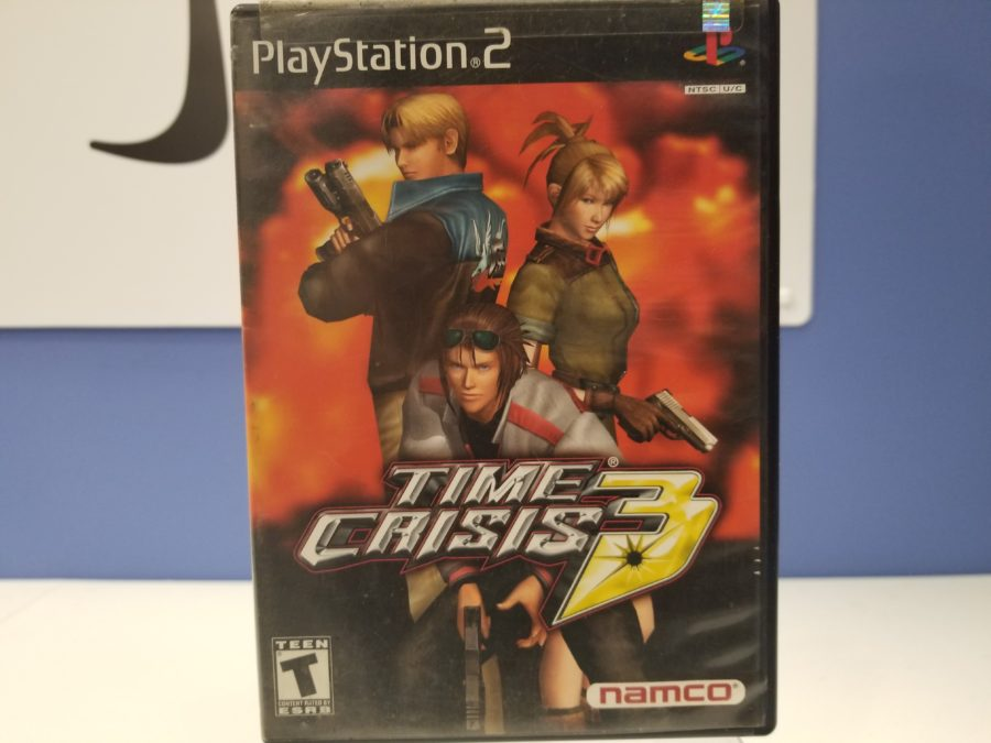 Time Crisis 3 Front