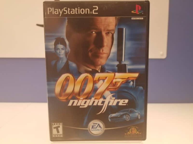 007 Nightfire Front