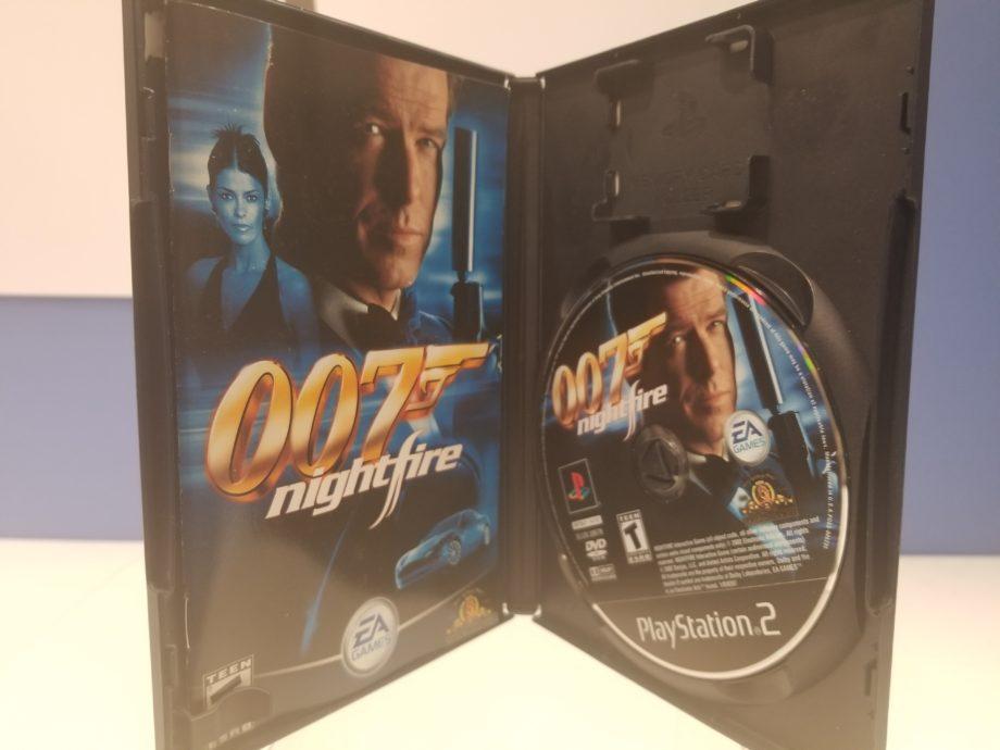 007 Nightfire Disc