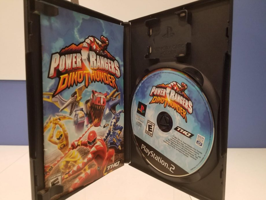 Power Rangers Dino Thunder Disc