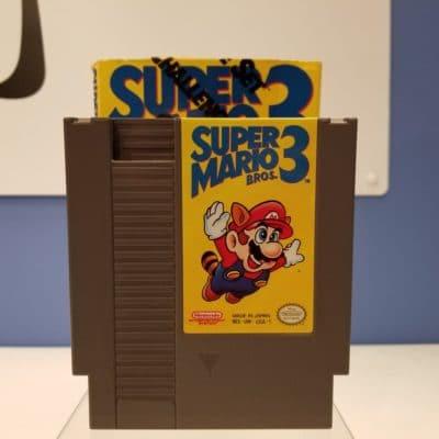 Super Mario Bros 3 Challenge Set Front