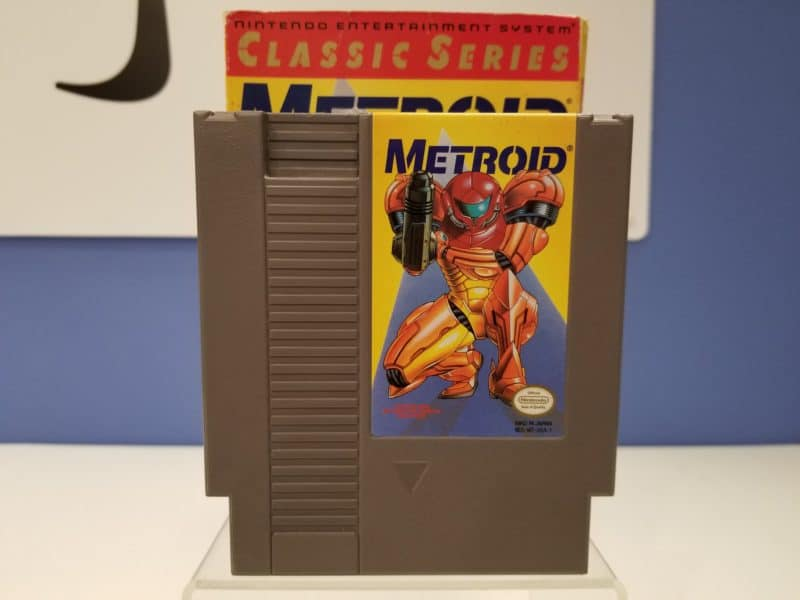 Metroid Front