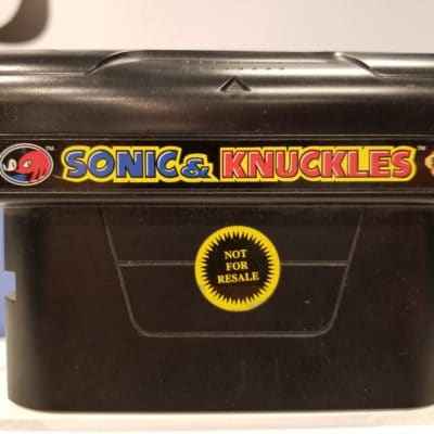 Sonic and Knuckles Front