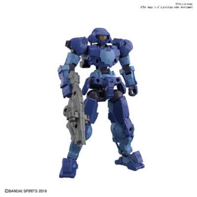 bEMX-15 Portanova (Blue) Pose 1