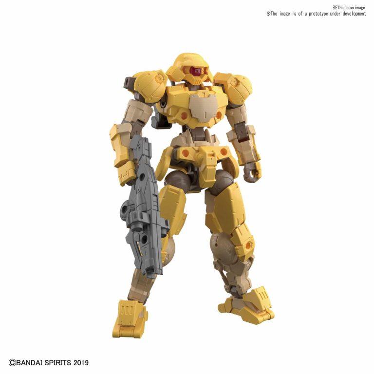 bEMX-15 Portanova (Yellow) Front