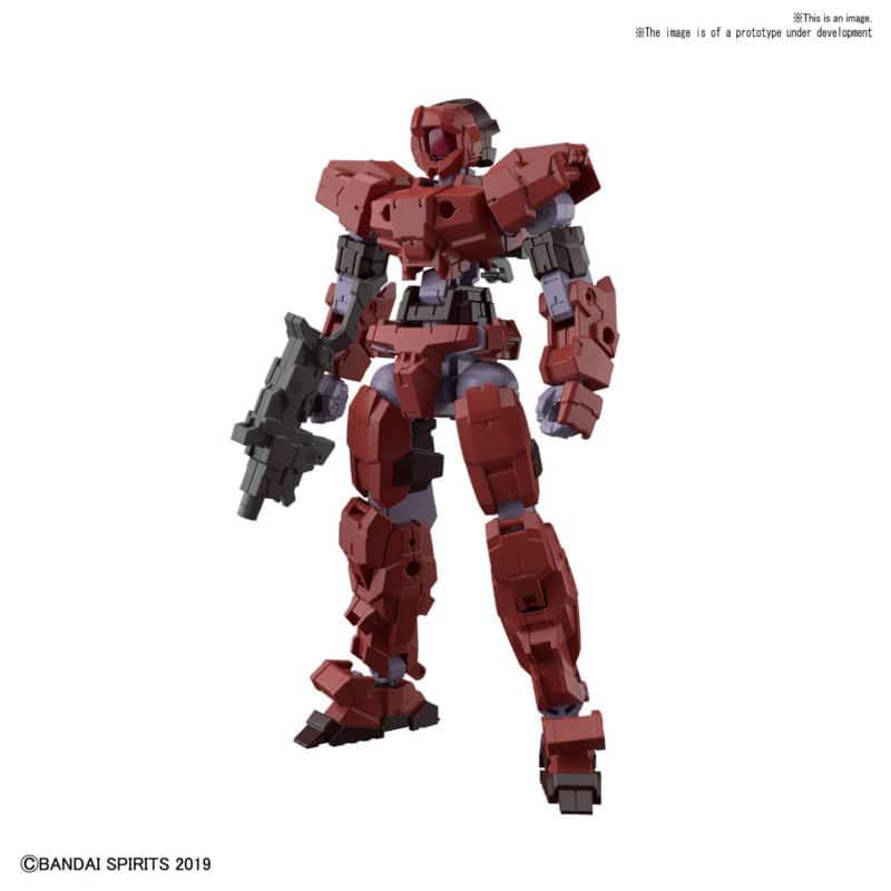 eEXM-17 Alto (Red) Front
