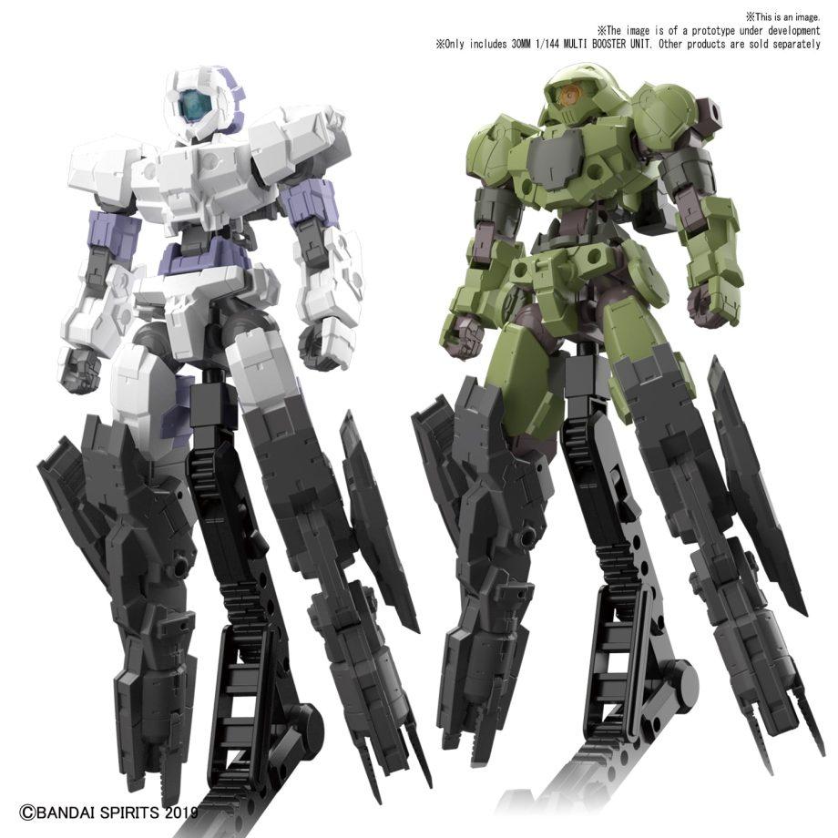 Multi Booster Unit Pose 2