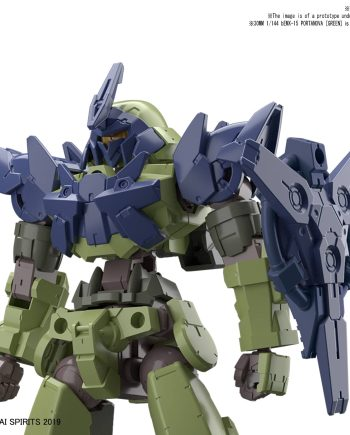 1/144 Portanova - Navy Option Armor for Commander Type Pose 1