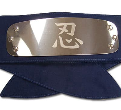 Shinobi Logo Headband