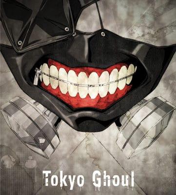 Kaneki Mask Wall Scroll
