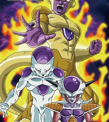 Dragon Ball Super Frieza Wall Scroll