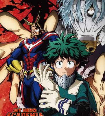 My Hero Academia Season 2 Group 2 Wall Scroll