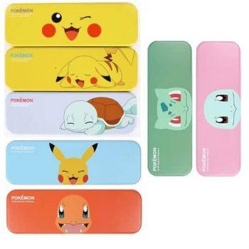 Pokemon Tin Pencil Case