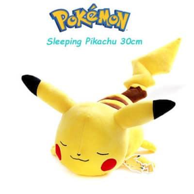 Sleeping Pikachu Plushie