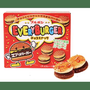 Bourbon Every Burger Cookie