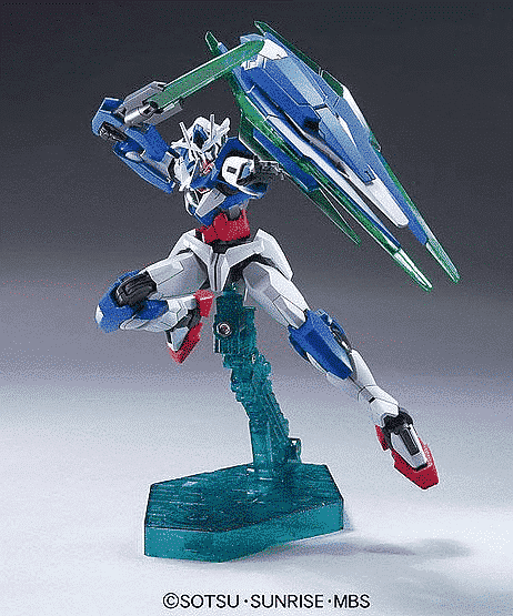 1/144 High Grade 00 Qan[T] Pose 2