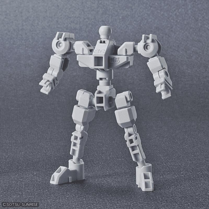 Silhouette Booster (White) Pose 1