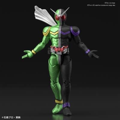 Double Cyclone Joker Figure-Rise Pose 1