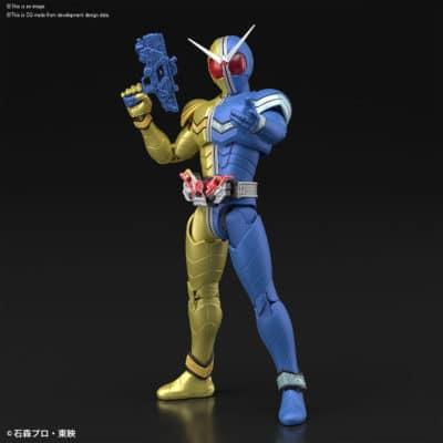 Double Luna Trigger Figure-Rise Pose 1