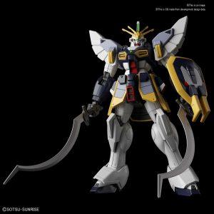 1/144 High Grade Gundam Sandrock Pose 1