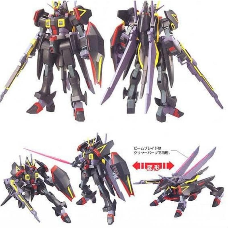 High Grade Gaia Gundam Pose 2