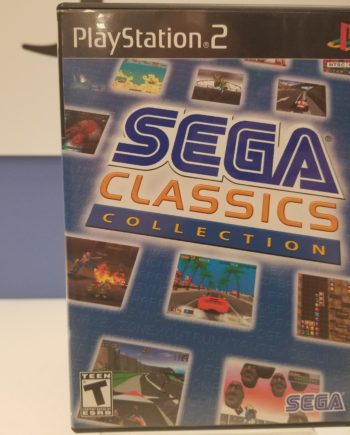 Sega Classics Collection Front