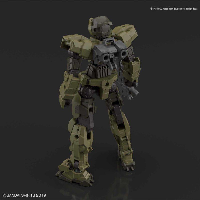 eEXM-17 Alto Green Back