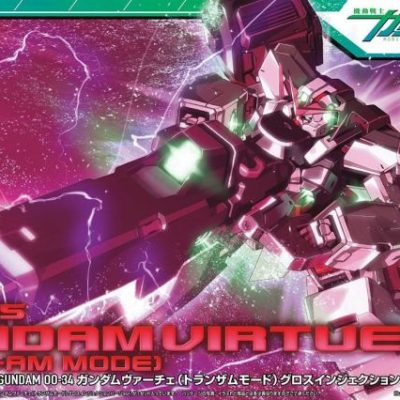 High Grade Gundam Virtue Trans Am Box