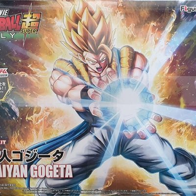 Super Saiyan Gogeta Figure Rise Box