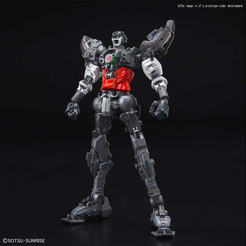 Hi-Resolution God Gundam Pose 3