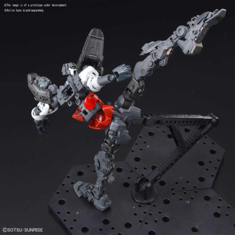 Hi-Resolution God Gundam Pose 4