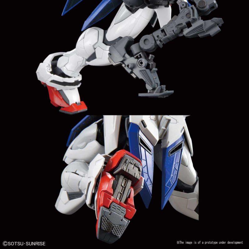 Hi-Resolution God Gundam Pose 6