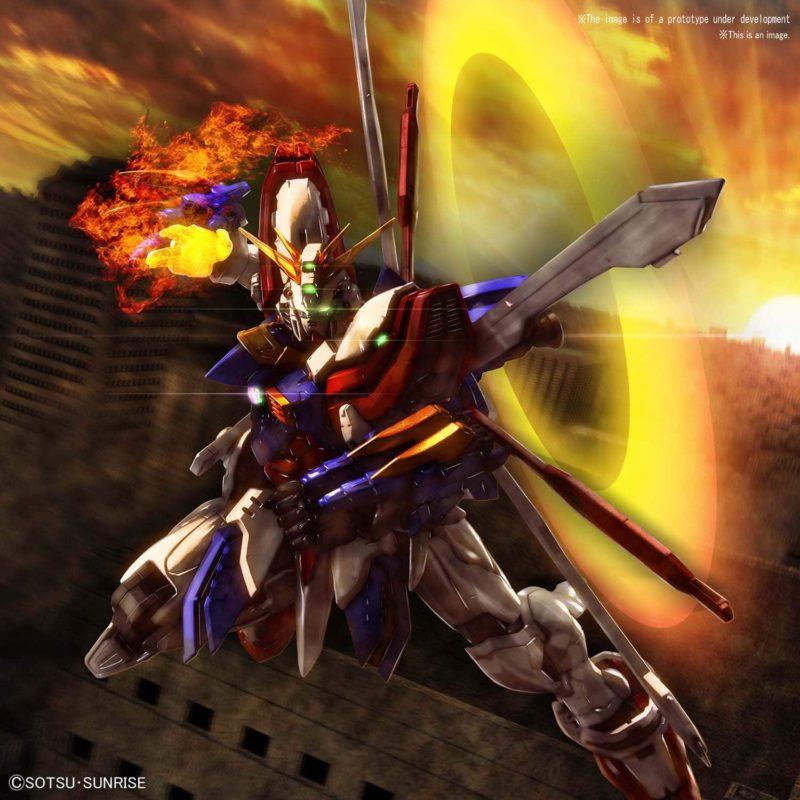 Hi-Resolution God Gundam Pose 8