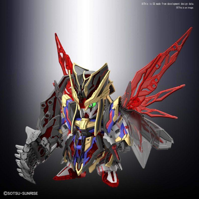 Sima Yi Destiny Gundam Pose 1