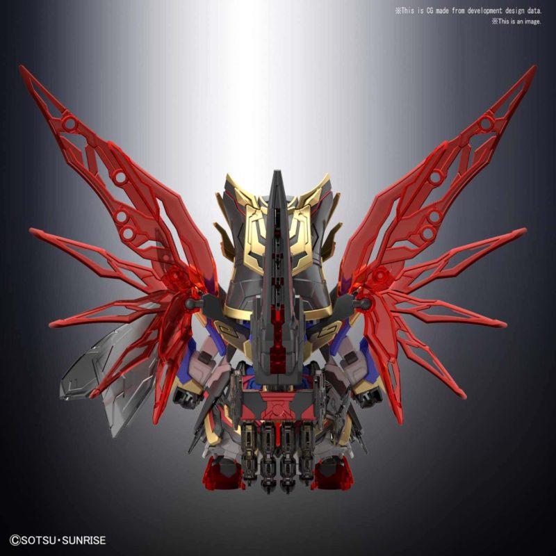 Sima Yi Destiny Gundam Pose 3