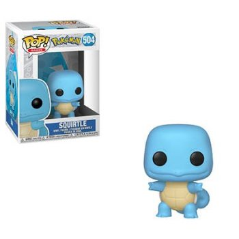 Funko Squirtle Pop