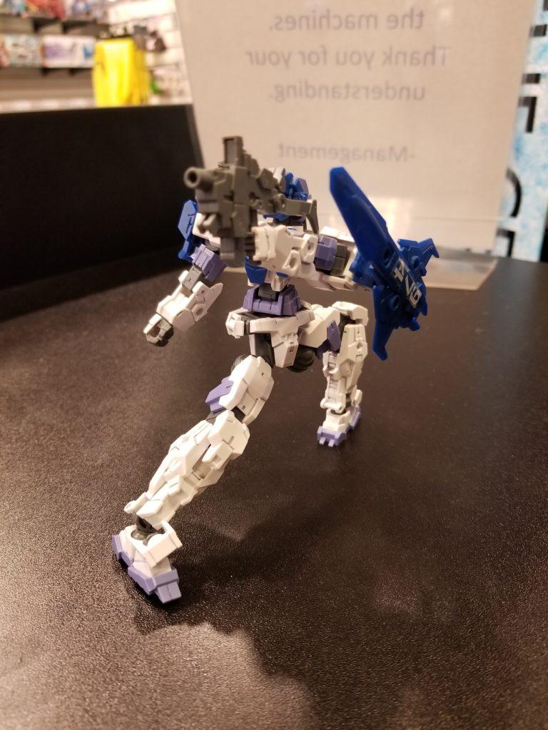 1/144 Leg Extended Pose