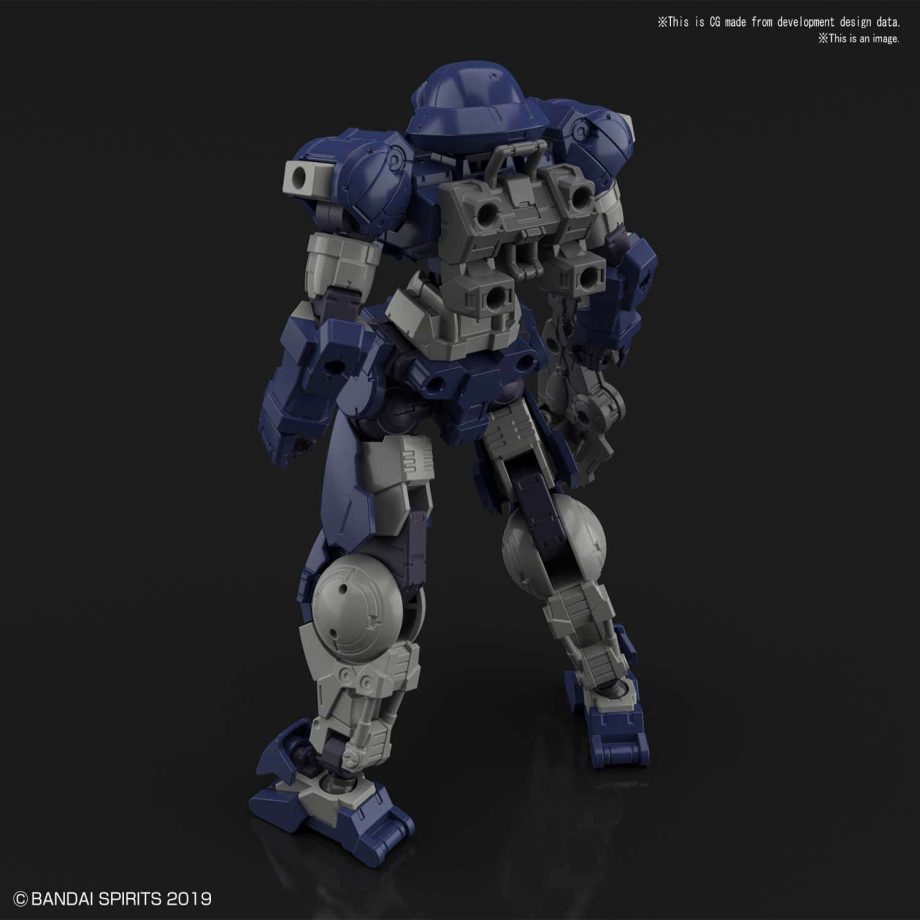 bEMX-15 Portanova Navy Blue Pose 2